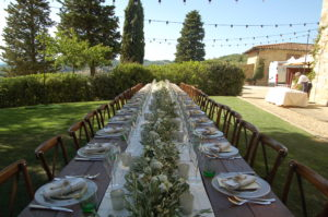 country style banqueting